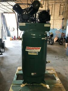 7 5 Hp Champion Value Plus Series Air Compressor