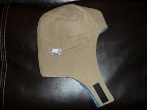Qty 5 Nomex Fr Hood Fire Wear Tan Made In The Usa