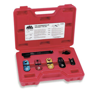 Fuel Transmission Line Disconnect Tool Set
