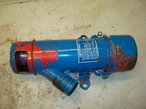 1953 Ford Jubilee Naa Tractor Air Cleaner 600