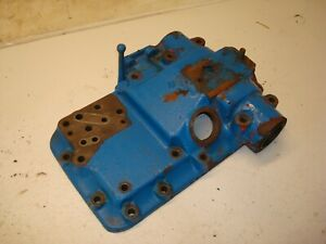 1953 Ford Jubilee Naa Tractor 3pt Hydraulic Lift Top Cover
