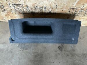 Bmw 11 16 F10 Rear Lower Trunk Cargo Storage Compartment Liner Cover Oem 99mk
