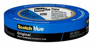 Scotchblue Painter s Tape Multi use 94 inch By 60 yard 1 Roll