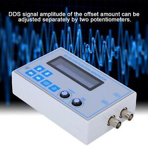Lcd Display Dds Signal Generator Module Function Module Usb Cable 1hz 65534hz