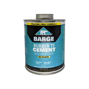 Barge Rubber Tf Cement Glue Adhesive Bond With Applicator 1 Quart