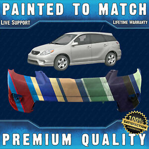 New Painted To Match Front Bumper Cover For 2005 2008 Toyota Matrix Xr Xrs 05 08