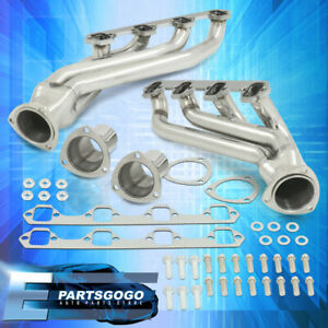 For 64 73 Ford Mustang 5 0 260 289 302 Steel Exhaust Performance Shorty Headers