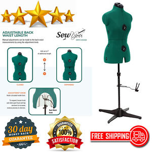 Dritz 20420 Sew you Dressform With Tri pod Stand Adjustable Up To 63 Shoulder