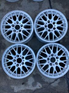 Bmw Bbs E36 E46 16 X 7 Et Set Of 4 Wheels Rx229