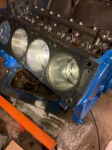 1969 Ford 428 Cobra Jet Newly Rebuilt Block And Core Components Date 8m16
