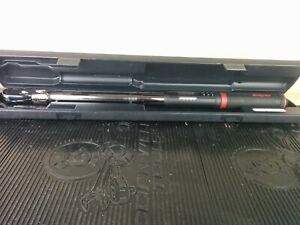 aj500 Snap on 1 2 Drive Atech3fr250b Electronic Torque Wrench