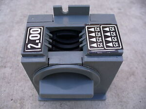 2 00 1 50 Or 1 25 Antares Coin Mechanism for Soda snack Vending Machine rare