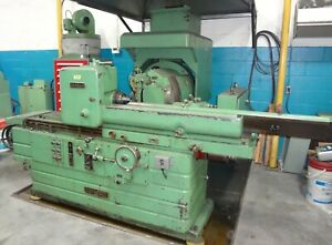 Ex cell o Thread Grinder Xlo Excello Model 35l With Lot Of Tooling Very Clean