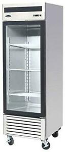 Atosa Mcf8705 Single Door Merchandiser refrigerator