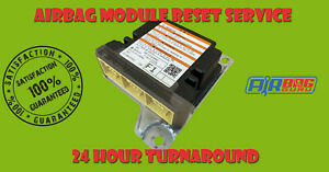 Airbag Module Reset Clear Crash Data Service For Subaru Forester 98221sj000