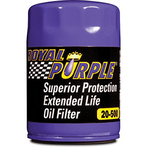Royal Purple 20 500 Oil Filter