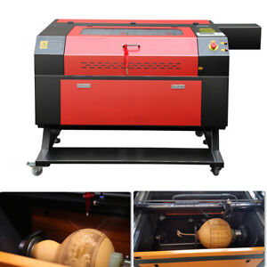 100w Co2 Laser Engraving Machine Engraver Cutter Electric Lifting Usb 700 500mm
