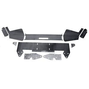 For Jeep Cherokee Xj Only Diy Weld Up Kit Front Winch Bumper