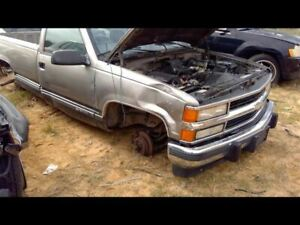 Automatic Transmission 2wd 4l60e 8 350 Fits 98 Chevrolet 1500 Pickup 214499