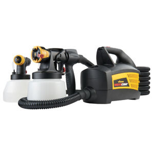 Wagner Motocoat Automotive Paint Sprayer hvlp With Two Spray Guns