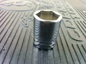 Af716 New Snap On 1 2 Drive 22mm Metric Shallow 6 Point Socket Twm22