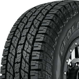 2 New 215 60r17 Yokohama Geolandar At G015 215 60 17 Tires