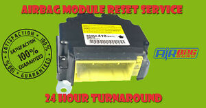 Air Bag Module Reset Clear Crash Data Service For Mitsubishi Mirage 8635a410
