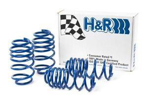 H r 29824 2 Sport Lowering Springs 92 98 Bmw 325i 325is 328i 328is E36