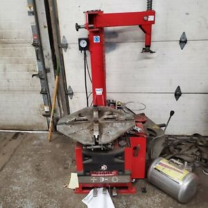 Tire Changer Wheel Balancer