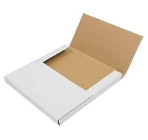 100 Lp Premium Record Album Mailer Book Box Mailers 12 5 X 12 5 X 1 2 Or 1