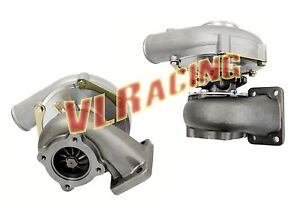 Universal T3 t4 Turbo Charger 2 5 T3 Flange 4 Bolt 50ar Quick Spool