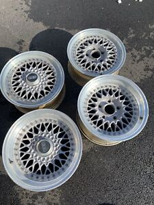 Bbs Rs 012 014 16x7 16x9 Porsche 911 Carrera Turbo 930 Rare