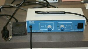 Parkell Le Clean Machine Dental Ultrasonic Scaler Parts Only