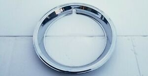 Chevy Rally Beauty Trim Ring 14x6 14 2 Inch Deep Used After Market Raised Edge