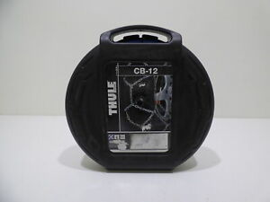 Thule Snow Chains Tire Chains Cb 12 070 Winter Winterizing Car Truck Vehicle