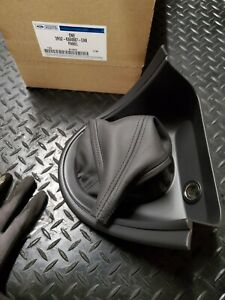 2003 2004 03 04 Cobra Leather Shifter Boot Oem Nos Ford Mustang Bezel Trim