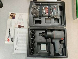 Ingersoll Rand Irc 2130k 1 2in Heavy duty Air Impact Wrench 2130