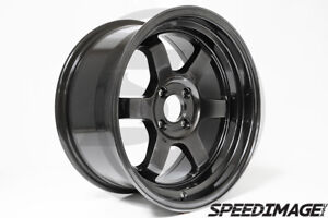 Rota Grid V Hyper Black Wheels 16x8 20 4x100 67 Hub Integra Dc Civic Eg Ek