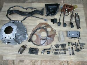 94 95 Mustang Gt 5 Speed Transmission Conversion Parts Lot Oem 5 0