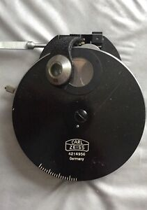 Carl Zeiss Phase Contrast Microscope Condenser