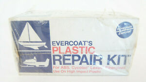 Evercoat S Plastic Repair Kit For Abs Cycolac Lexan Fiberglass No 639 Sealed
