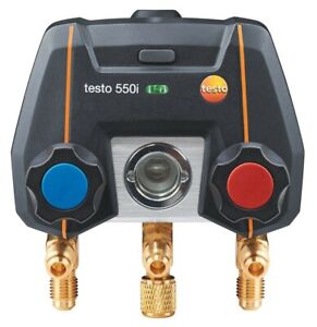 Testo 550i Digital Manifold With Bluetooth 14 To 870 Psi