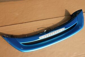 Oem Factory 10 11 Mazda 3 Spoiler Rear Hatch Trunk Deck Lid Lip Wing Mazdaspeed