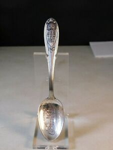 The Armouries London Ontario Sterling Spoon