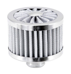 Spectre 42879 1 Extra Flow Breather 1 Push In Vent Filter For Valve Cover