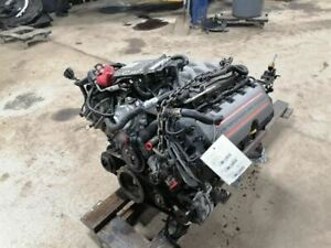 5 0l Coyote Drop Out Engine With 6 Speed Mt Vin F 8th Digit Fits 11 14 Mustang
