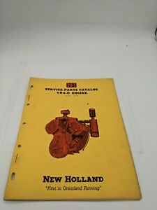 New Holland Service Parts Catalog Vr4 d Engine 7 59