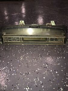 1970 1971 Ford Torino Ranchero Speedometer Instrument Cluster W Ac Air Condition