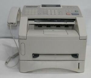 Brother Intellifax 4100e All in one Laser Fax Printer Telephone Scanner Copier