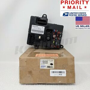 New Genuine Acdelco 20943341 Gm Original Equipment Body Control Module Oem